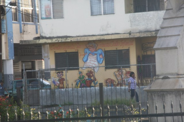 ©2013 The Amusing Muse - 2/14/2013, Disney Graffiti, Colon, Panama