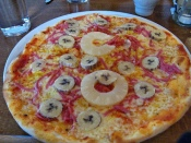 Curried Banana Pizza. Source: blog.hostelbookers.com
