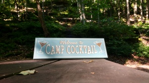 Welcome to Camp Cocktail!