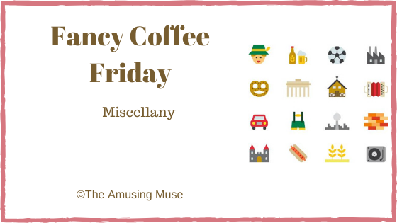 The Amusing Muse : Challenged blog title post image of miscellaneous emoticons